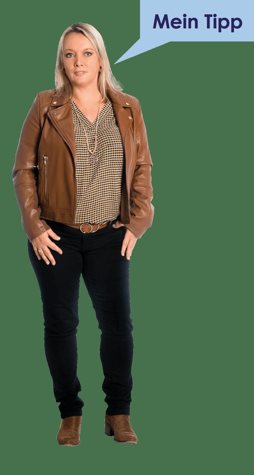 Versicherungstipp Sandra Friesenecker UVK Kundenberaterin Unfallversicherung