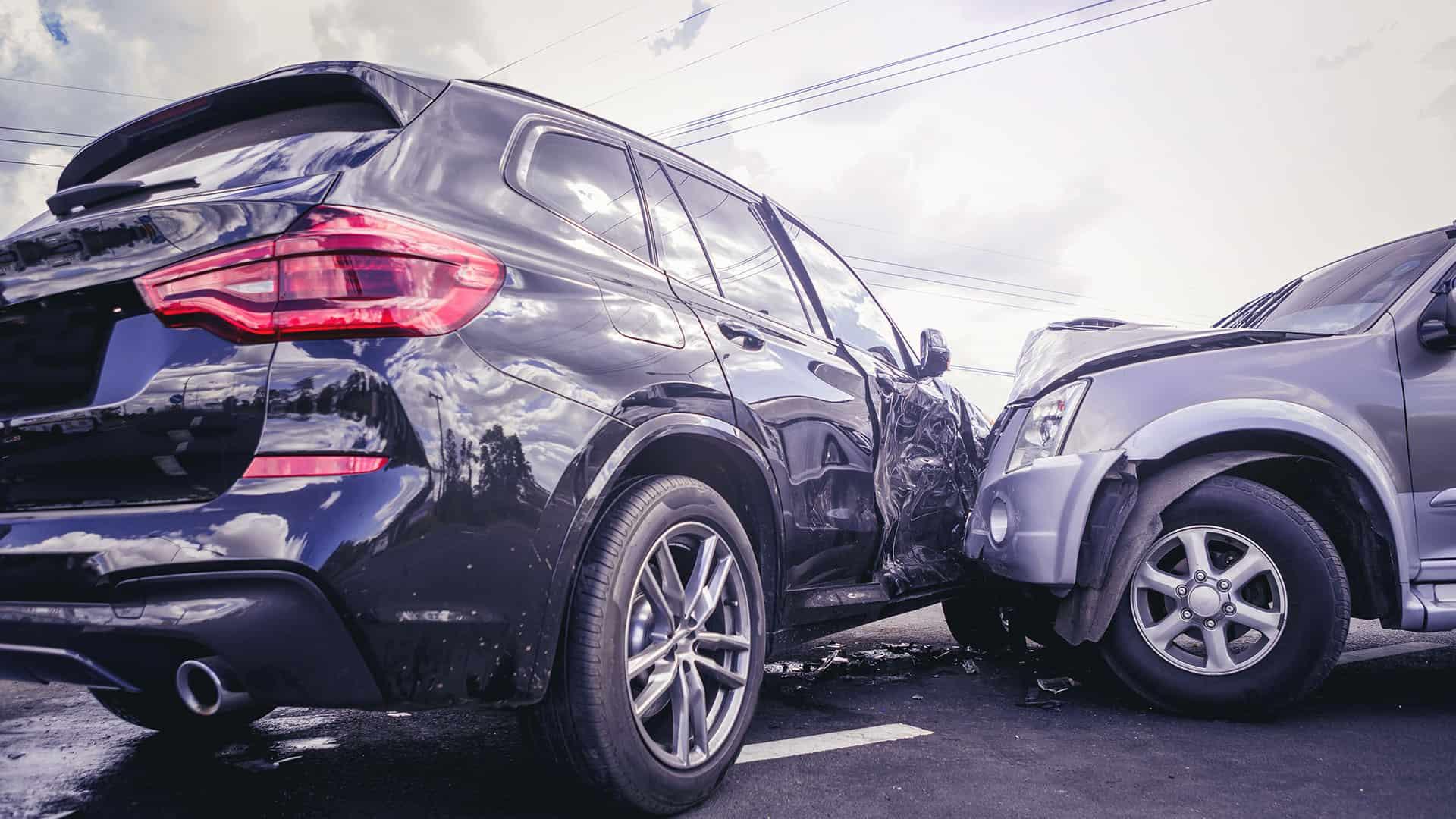 Autounfall Versicherung UVK