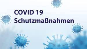 Covid 19 Schutzmaßnahmen UVK