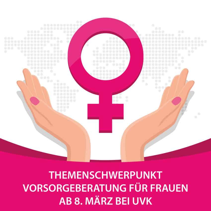 Themenschwerpunkt Frauentag