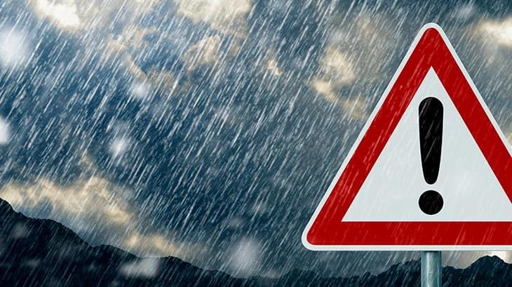 Naturkatastrophen Versichern gegen Unwetter und außergewöhnliche Naturereignisse